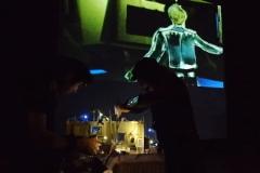 ESTREA do espectáculo FIN DE TEMPADA do colectivo CINEMA STICADO